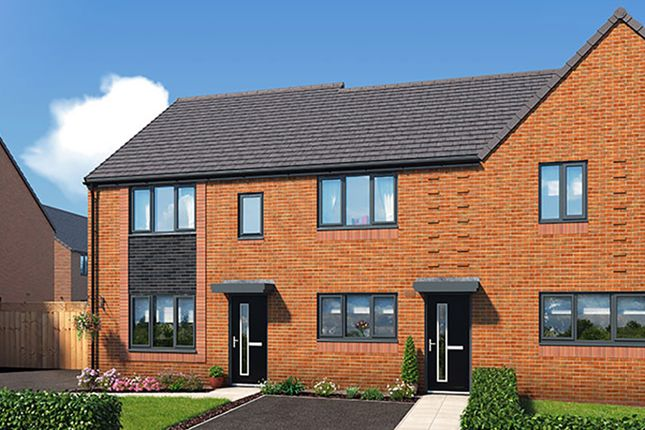 "Property for sale in ""The Haxby"" at Blossom Way, Salford"