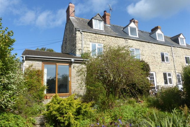 Thumbnail End terrace house for sale in Southleigh, Victory Road, Whiteshill, Stroud