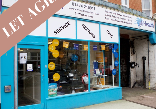 Thumbnail Retail premises to let in Western Road, Bexhill On Sea