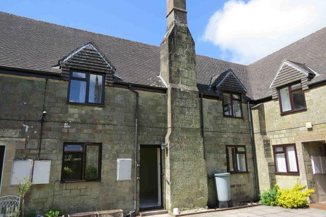 Thumbnail Flat to rent in King Edwards Court, Abbey Walk, Shaftesbury, Dorset