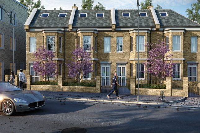 Thumbnail Town house for sale in Kingsborough, Park Road, Kingston Upon Thames