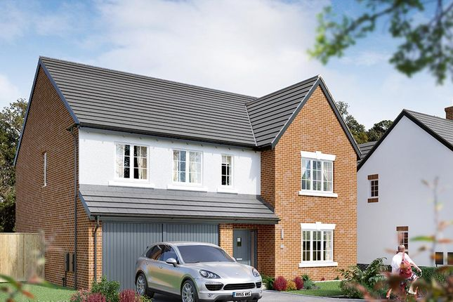 "Thumbnail Detached house for sale in ""The Kirkham"" at Dark Lane, Whatton, Nottingham"
