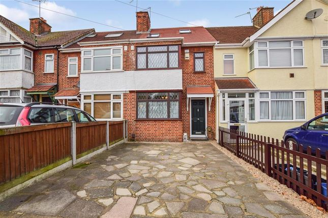 Thumbnail Terraced house for sale in Uplands Road, Woodford Green, Essex