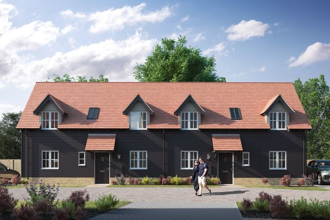 Thumbnail Semi-detached house for sale in Sharpe Close, Carlton, Bedfordshire