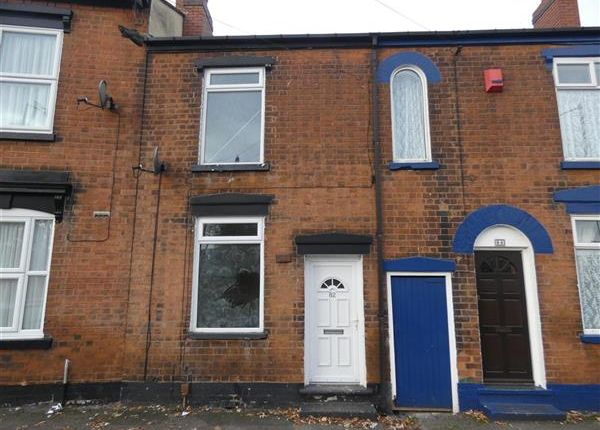 Thumbnail Terraced house to rent in King Edward Street, Wednesbury, Wednesbury