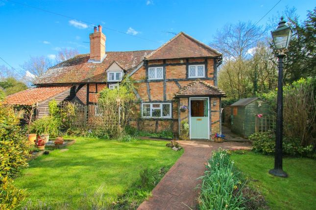 2 bed semi-detached house to rent in Cranmore Lane, West Horsley, Leatherhead