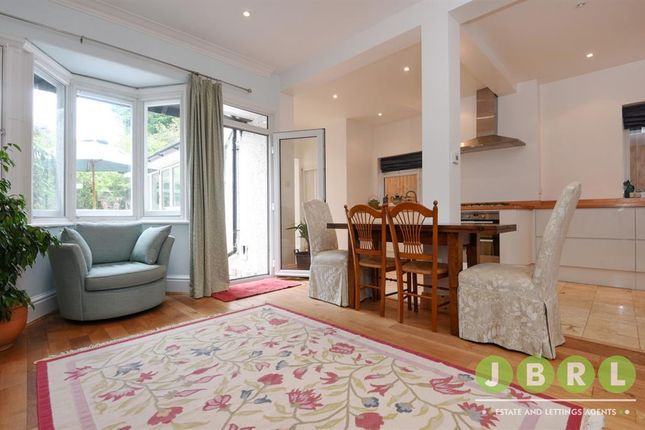 Thumbnail Semi-detached house for sale in Somertrees Avenue, Lee, London