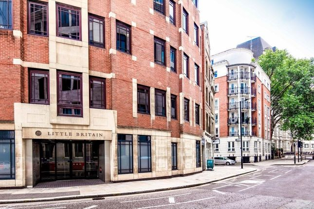 Thumbnail Office to let in Little Britain, St Pauls, London
