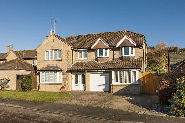 Thumbnail Detached house for sale in 16 Jameson Drive, Corbridge, Northumberland