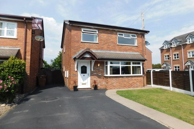 Thumbnail Detached house for sale in Herbert Street, Crewe