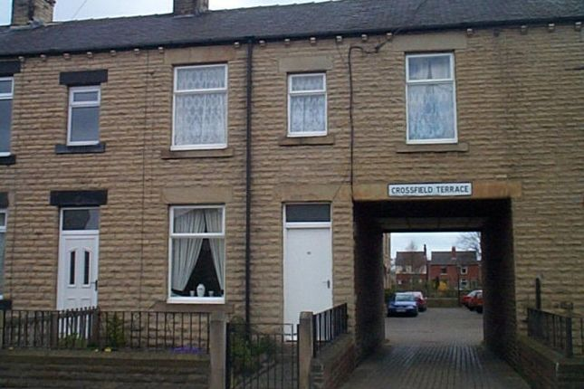 Thumbnail Terraced house to rent in Crossfield Terrace, Horbury