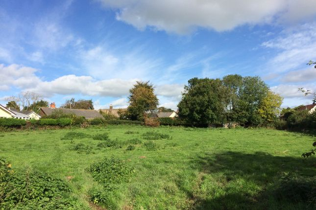 Thumbnail Land for sale in Development Site For Four New Dwellings, Dolton, Nr Winkleigh