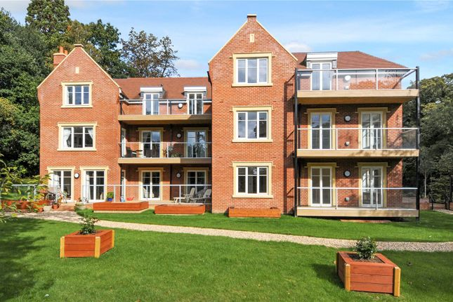 Thumbnail Flat for sale in Ascot Corner, Wells Lane, Ascot, Berkshire