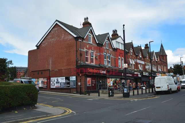 Thumbnail Flat to rent in Brudenell Road, Hyde Park, Leeds