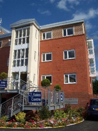 Thumbnail Flat to rent in Halcyon House, The Waterfront, Selby