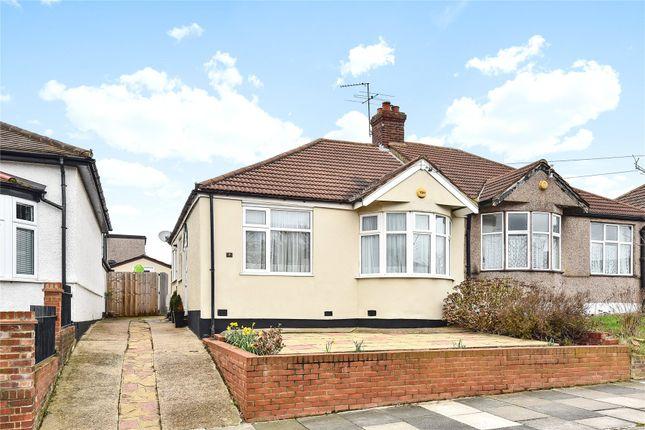 Thumbnail Semi-detached bungalow for sale in Hillview Road, Chislehurst
