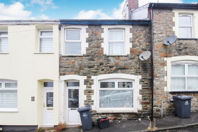 Thumbnail Terraced house for sale in Edward Street, Abertillery