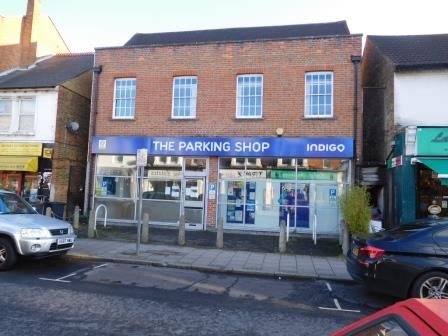 Thumbnail Retail premises to let in 71-73 Market Street, Watford