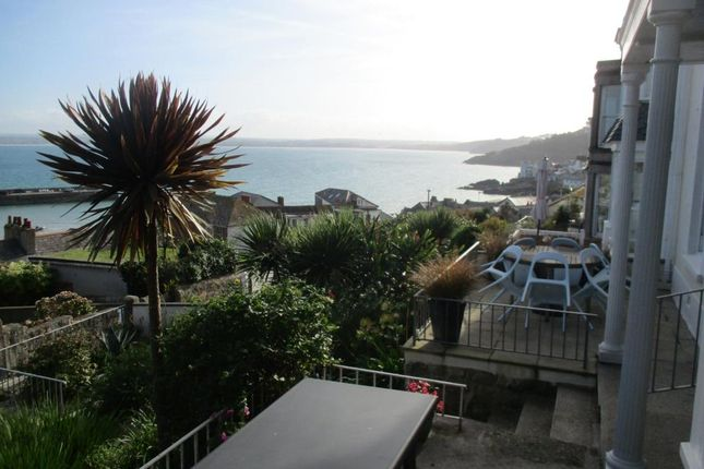 Barnoon terrace st ives cornwall tr26 1 bedroom flat for 27 the terrace st ives cornwall