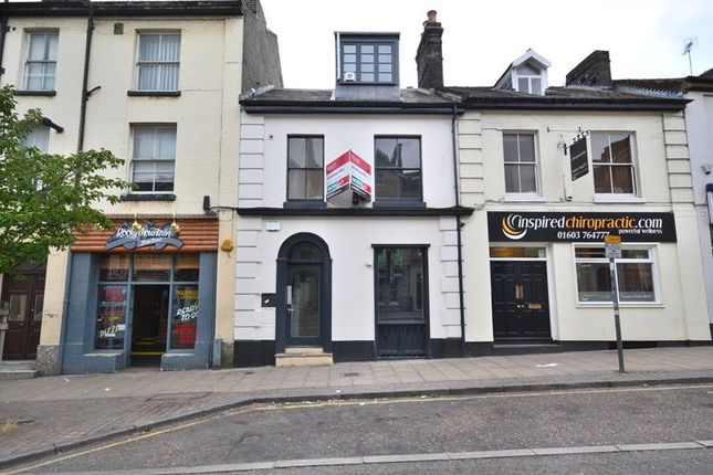 Thumbnail Office to let in 31 Prince Of Wales Road, Norwich, Norfolk