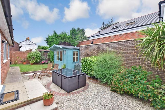 Rear Garden of The Drive, Southbourne, West Sussex PO10