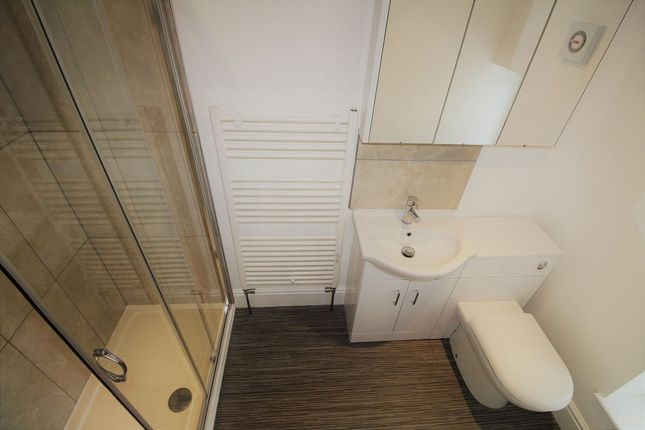 Shower Room of St. Annes Road East, Lytham St Annes FY8