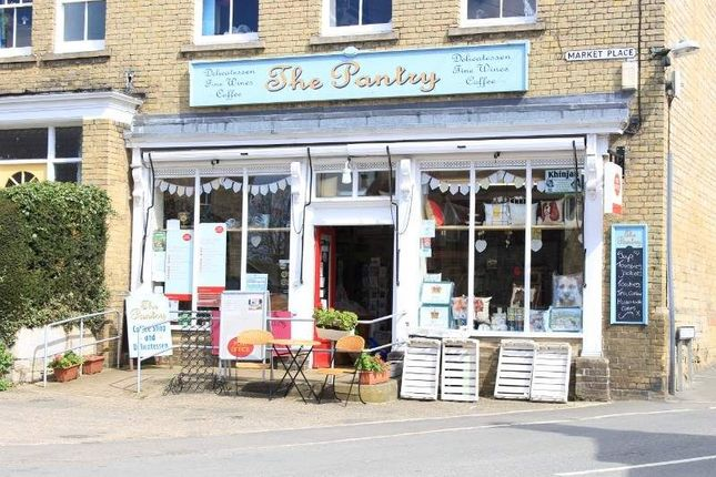 Thumbnail Retail premises to let in 6A Market Place, Grantham