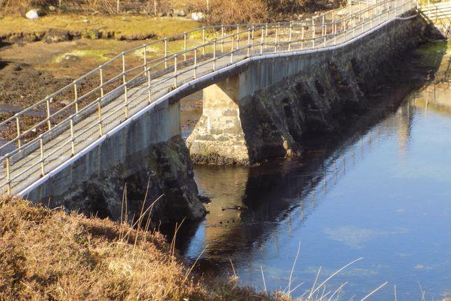 Foot Bridge of Valasay, Bernera, Isle Of Lewis HS2