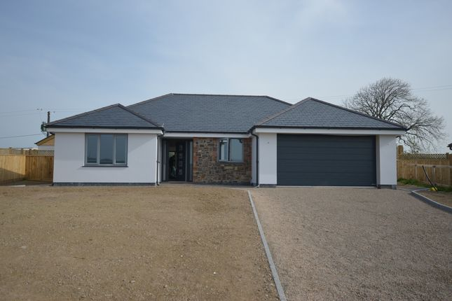 Thumbnail Bungalow for sale in East Meadow, Barnstaple