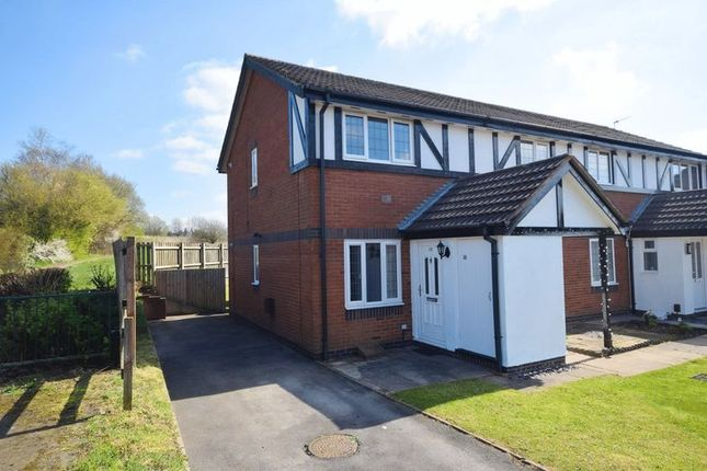 Thumbnail Flat for sale in Bowfell Grove, Fenton, Stoke-On-Trent