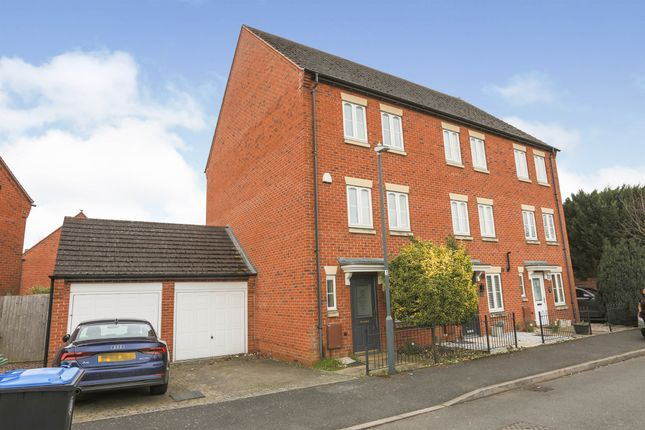 Semi-detached house for sale in Wordsworth Avenue, Stratford-Upon-Avon