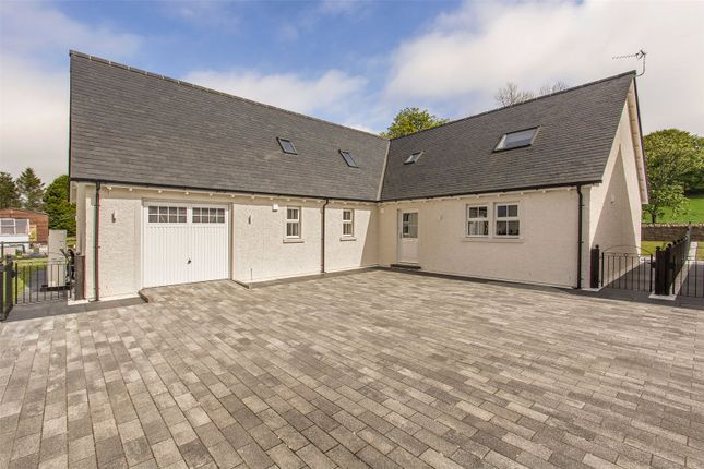 Thumbnail Detached house for sale in Damside, Aberlemno, Forfar