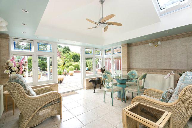 Thumbnail Detached bungalow for sale in Farm Close, Hutton, Brentwood, Essex