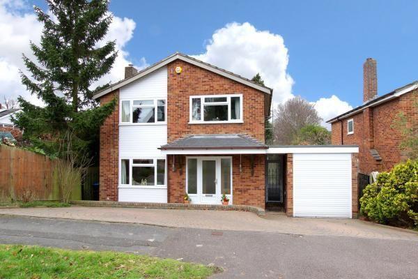 Thumbnail Property for sale in Greenacres, Hemel Hempstead