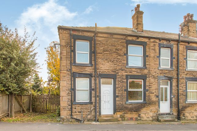 Thumbnail End terrace house for sale in Victoria Road, Morley, Leeds, West Yorkshire