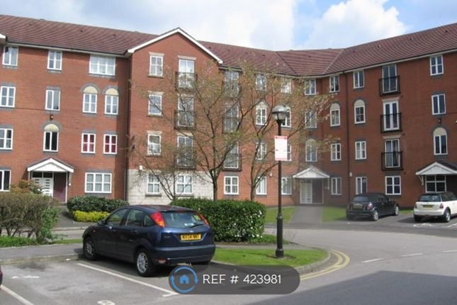 Thumbnail Flat to rent in St. Davids Court, Manchester