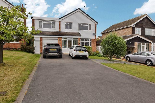 Thumbnail Detached house for sale in Finham Grove, Finham, Coventry