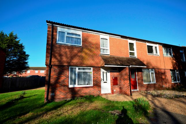 End terrace house for sale in Croxden Way, Eastbourne