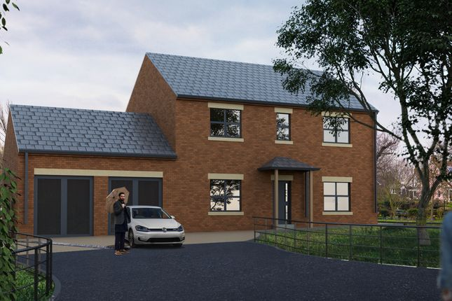 Thumbnail Detached house for sale in Henlea Grove, Branton