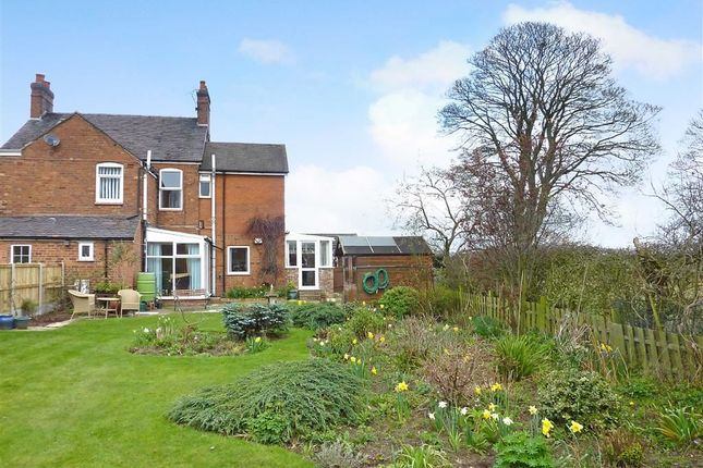 3 bed semi-detached house for sale in Colleys Lane, Willaston, Nantwich