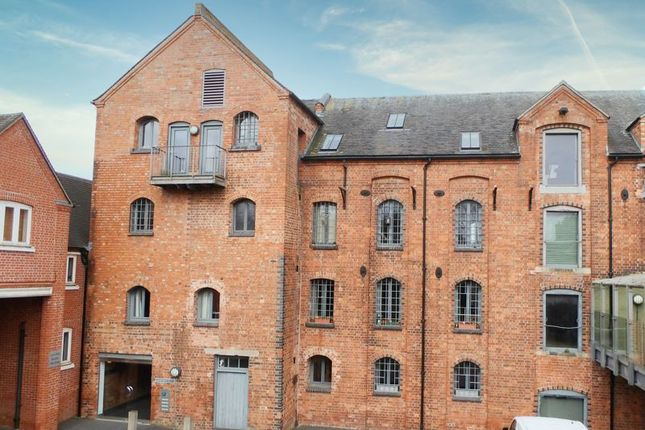 2 bed flat for sale in Drayton Mill Court, Cheshire Street, Market Drayton TF9