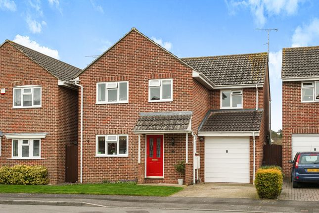 Thumbnail Detached house for sale in Willow Drive, Durrington, Salisbury