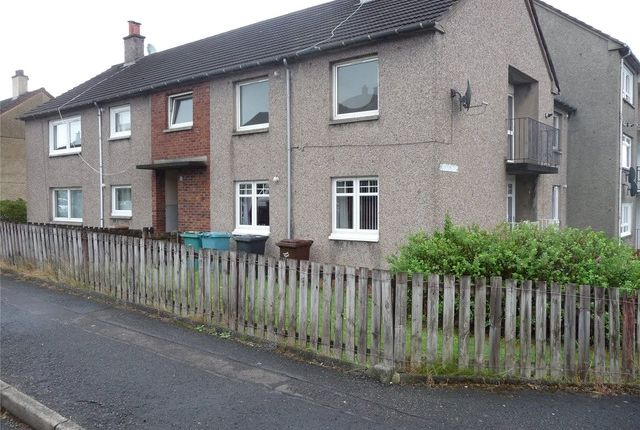Thumbnail Flat to rent in Montgomery Avenue, Coatbridge, North Lanarkshire