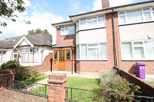 Thumbnail Semi-detached house for sale in Epsom Road, Seven Kings, Ilford, Essex