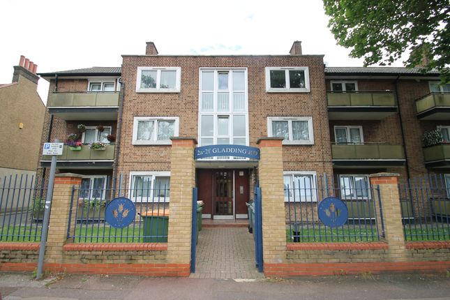 Thumbnail Flat for sale in Gladding Road, Manor Park