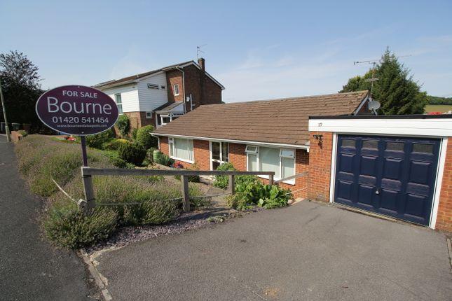 Thumbnail Semi-detached bungalow for sale in Princess Drive, Alton, Hampshire