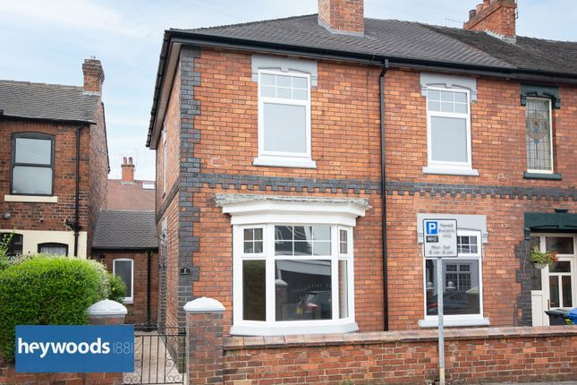 Town house for sale in Egerton Road, Hartshill, Stoke-On-Trent
