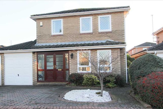 Thumbnail Detached house for sale in Underwood Grove, Northburn Grange, Cramlington