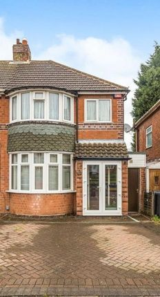 Thumbnail Semi-detached house to rent in Cramlington Road, Great Barr, Birmingham