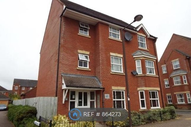 Thumbnail Flat to rent in Tattenhoe, Milton Keynes